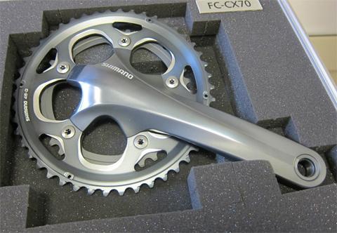 Shimano выпускает первые компоненты для велокросса 03-c