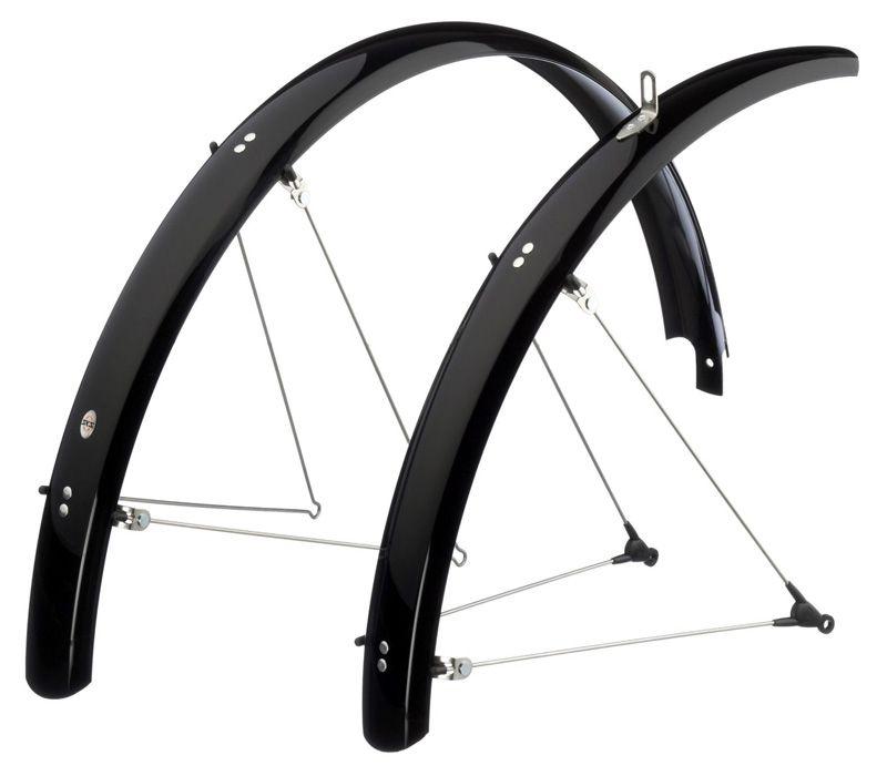 Крылья для велосипеда 26 полноразмерные 110