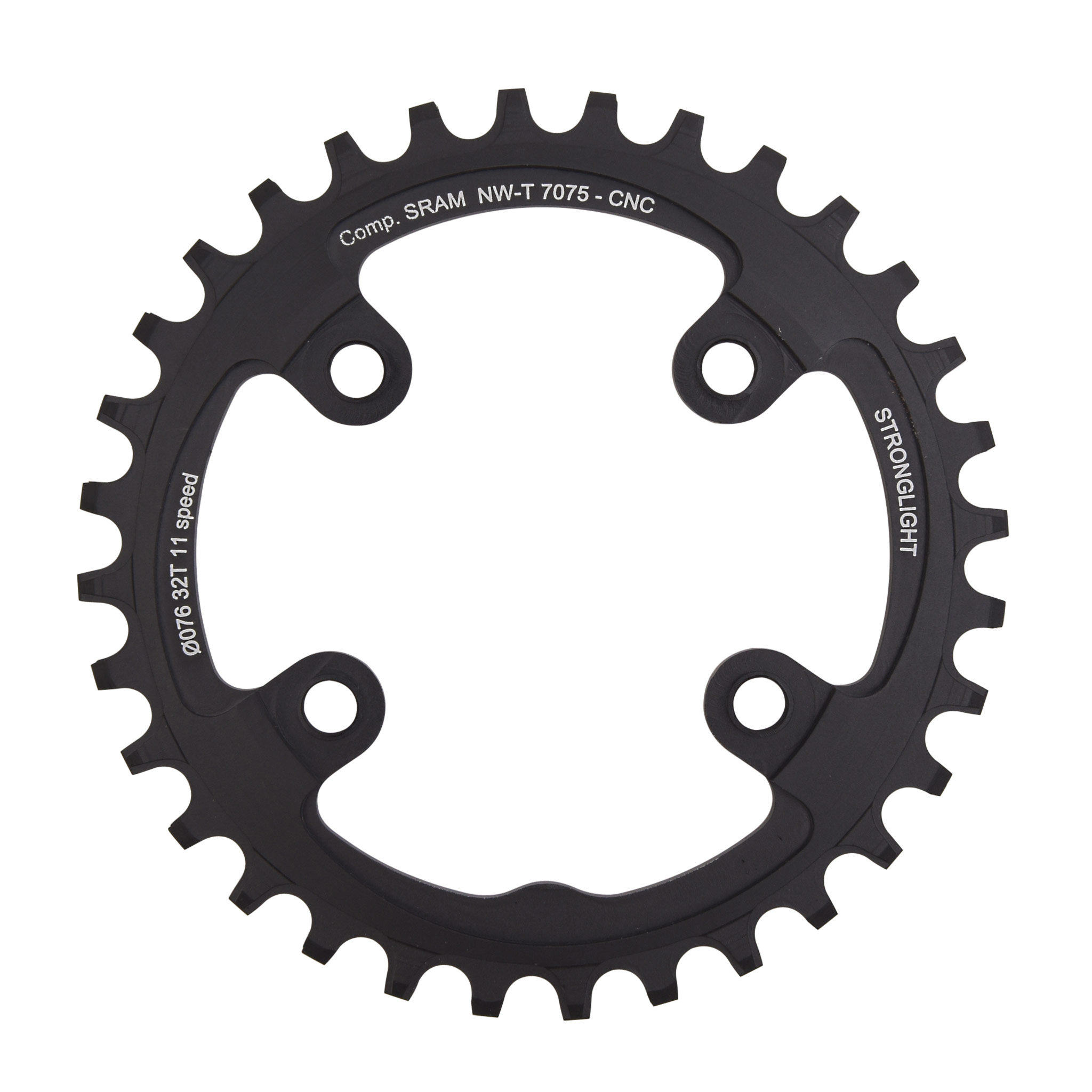 Звезда системы Stronglight SRAM XX1 narrow/wide 7075-T6