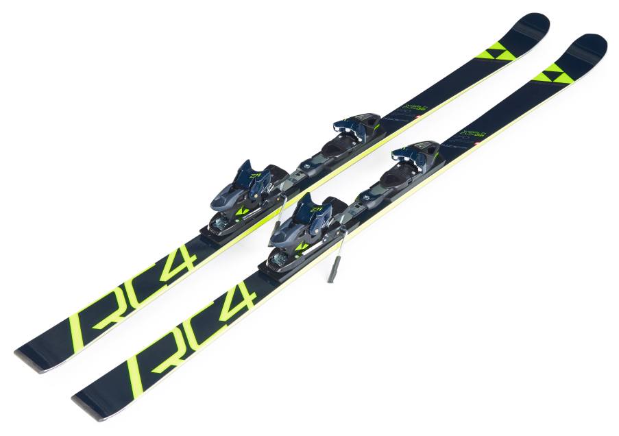 Купить Горные · Фото Горные лыжи Fischer RC4 Worldcup GS JR. Curv Booster и  крепления. Купить Горные db1c488342e
