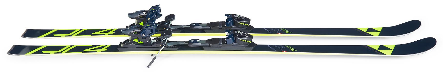 Фото Горные лыжи Fischer RC4 Worldcup GS JR. Curv Booster и крепления. 0ca27ce5c9f