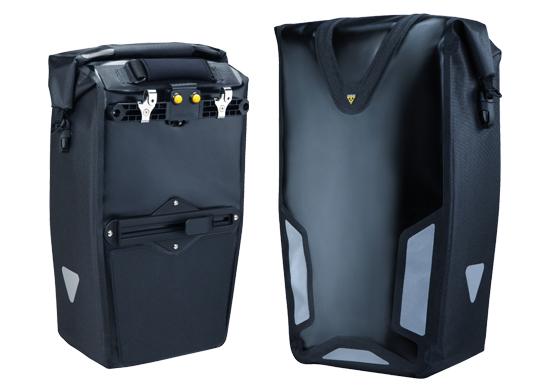 568114b8cd3d Фото Сумка багажная боковая Topeak Pannier DryBag DX. Купить Сумка багажная  боковая Topeak Pannier DryBag
