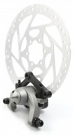 Дисковый механический тормоз Shimano Deore BR-M515 (без ротора!) купить в Петербурге, доставка по России