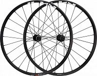 "Комплект колес 27.5"" для MTB Shimano WH-MT501-B Center Lock сквозные оси Boost"